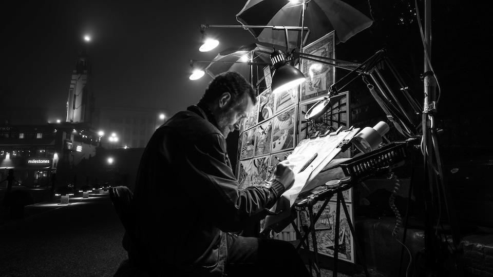 Remarkable mind bending artwork