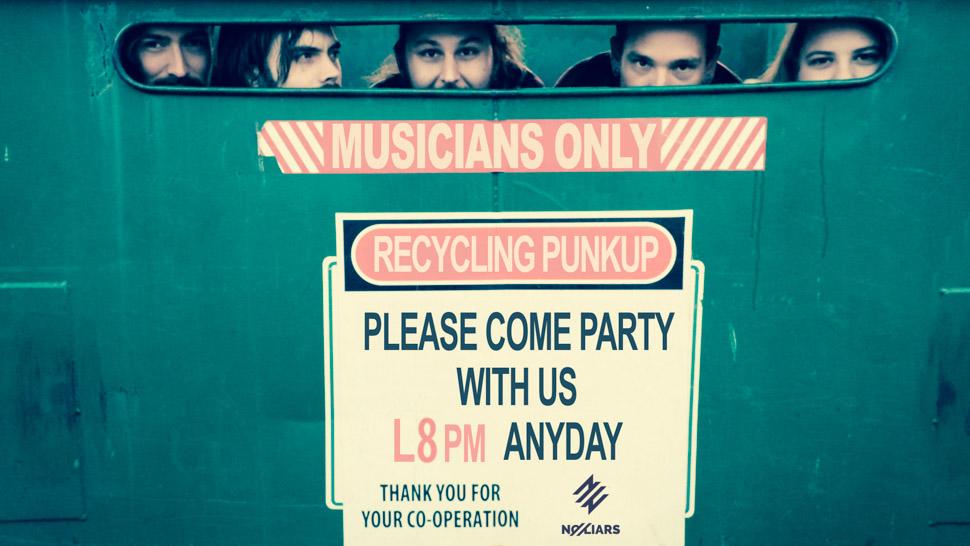 Punk above ground release