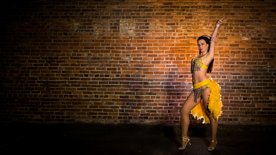 Salsa sensation builds dream career on passion and talent for choreography
